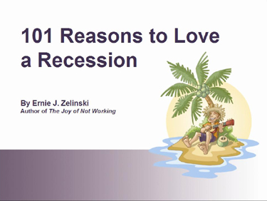 Recession E-Book Cover Image A
